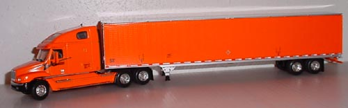 Freightliner Limited Edition Die Cast Semi Tractor Trailer Collectibles